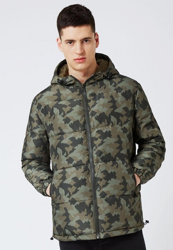 Куртка утепленная Topman 64T03PBLE