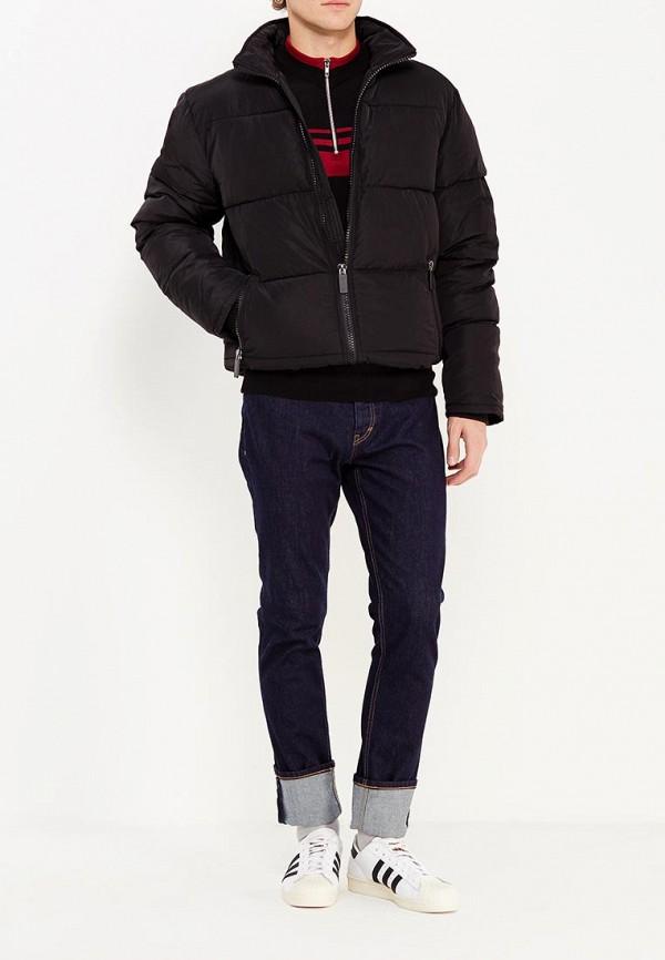 Куртка утепленная Topman 64T12PBLK Фото 2