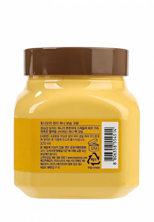 Крем Tony Moly для лица и тела с экстрактом меда, 320 мл