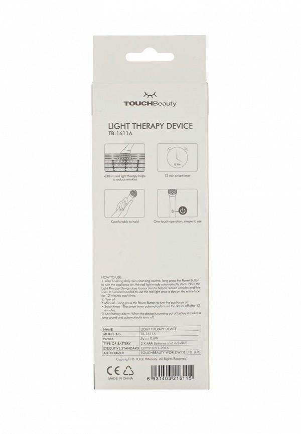 Массажер для лица TouchBeauty для омоложения кожи лица TB-1611A, красный