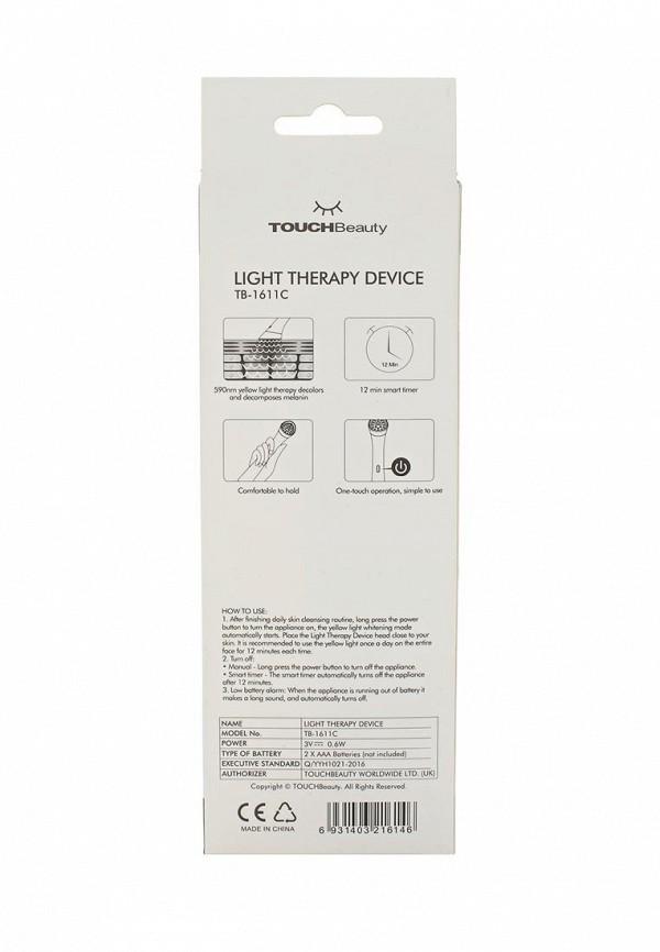 Массажер для лица TouchBeauty для омоложения кожи лица TB-1611C, желтый