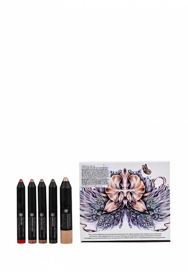 Набор косметики Trestique Kit Коллекция орхидеи в стиле барокко