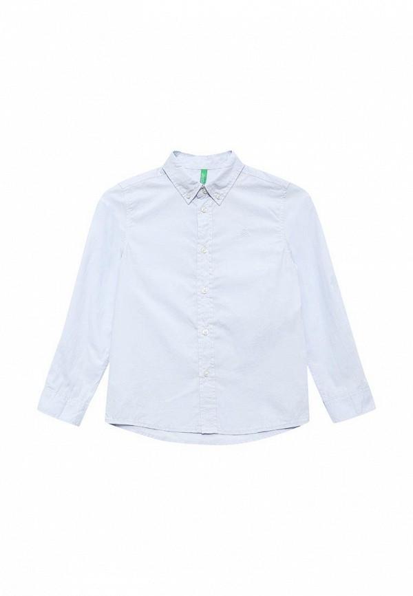 Рубашка для мальчика United Colors of Benetton 5EW75Q600