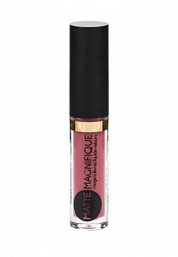 Помада Vivienne Sabo Матовая жидкая  для губ, Velvet Liquid lipstick, тон 212