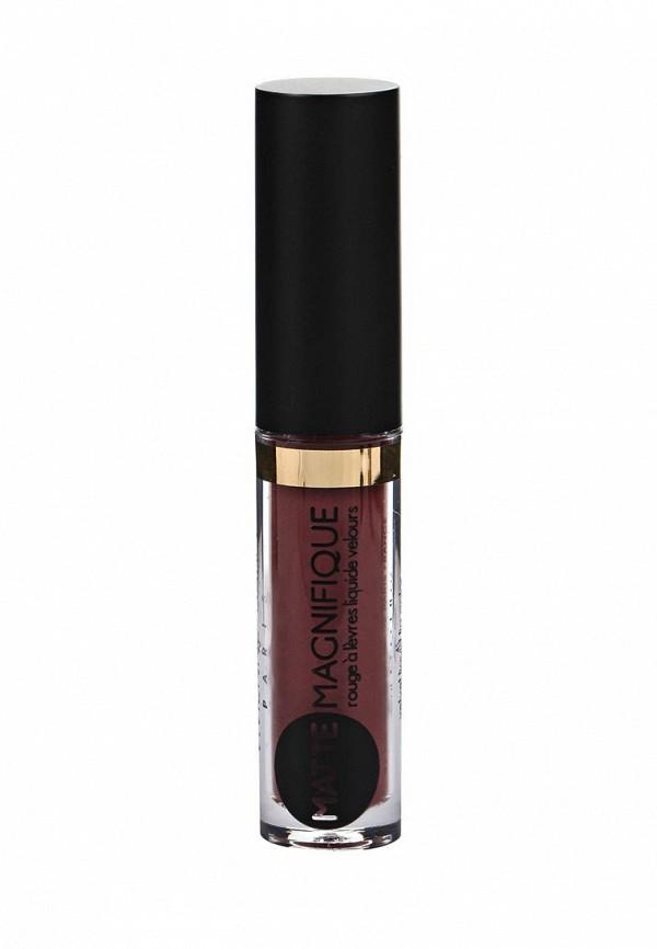 Помада Vivienne Sabo Матовая жидкая для губ, Velvet Liquid lipstick, тон 221