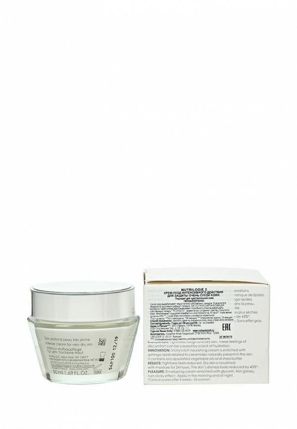 Крем для лица Vichy для защиты сухой кожи Nutrilogie 2 50 мл