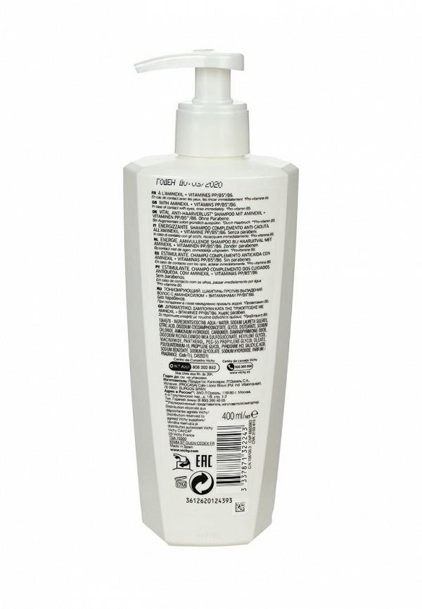 Шампунь Vichy Тонизирующий Dercos против выпадения волос, 30% в подарок 400 мл