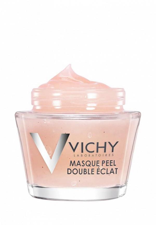 Пилинг для лица Vichy Минеральная Двойное Сияние для улучшения цвета и текстуры кожи, 75 мл