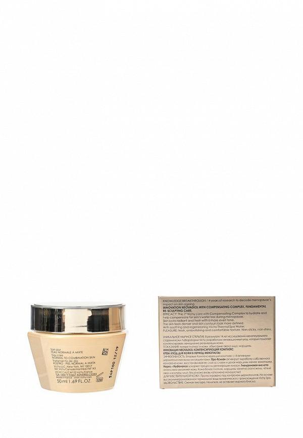 Крем для лица Vichy Neovadiol Компенсирующий комплекс для кожи в период менопаузы для нормальной и комбинированной кожи, 50 мл, конверт с сэмплами