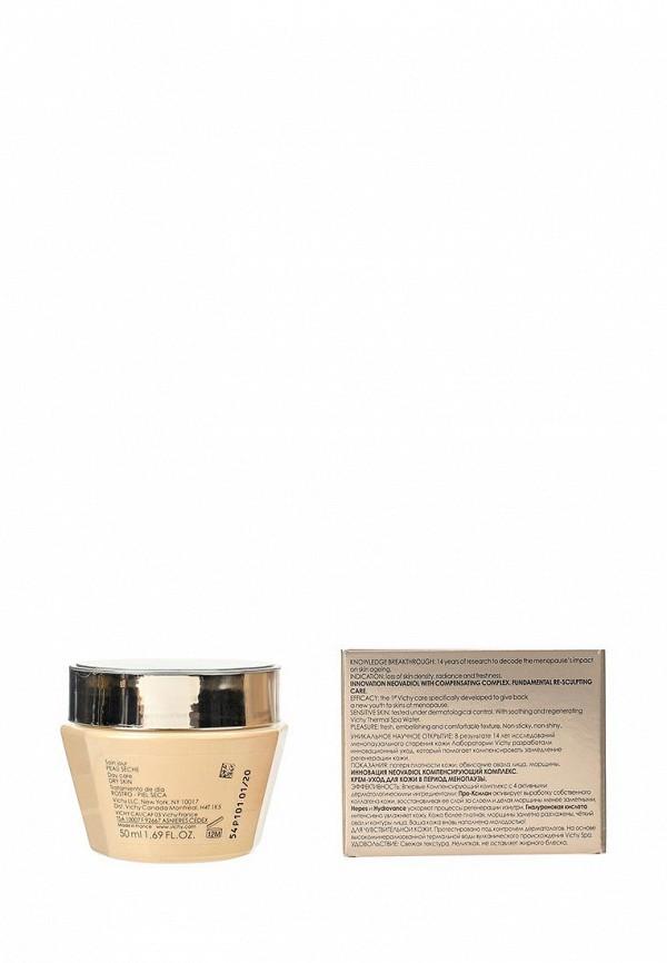 Крем для лица Vichy Neovadiol Компенсирующий комплекс для кожи в период менопаузы для сухой и очень сухой кожи 50 мл, конверт с сэмплами