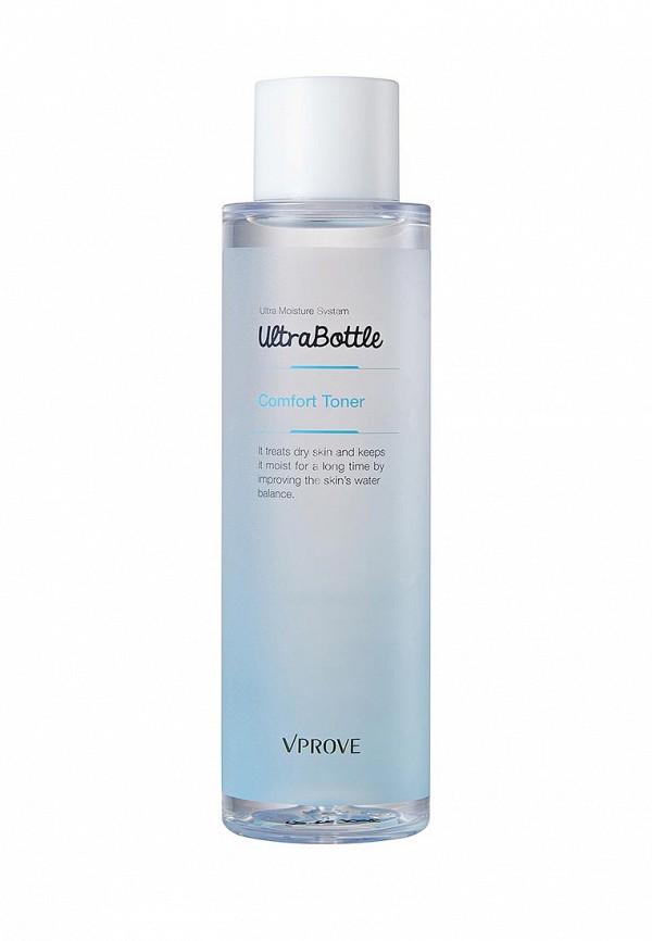 Тоник для лица Vprove Ultra Bottle Comfort интенсивно увлажняющий, 200 мл