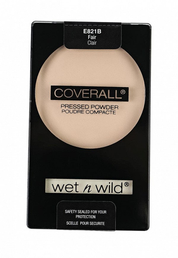 Пудра Wet n Wild Компактная Coverall Pressed Powder E821b fair
