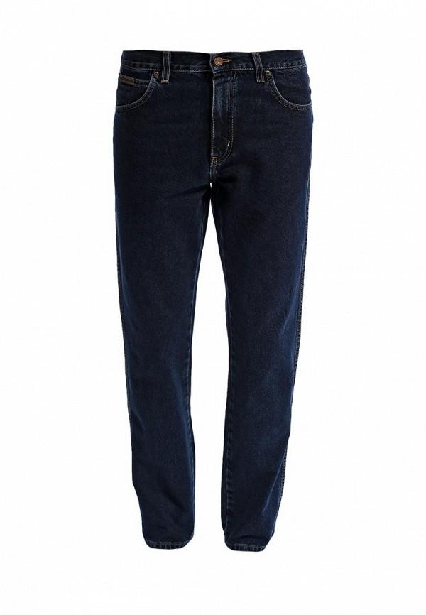 Мужские прямые джинсы Wrangler (Вранглер) Брюки Wrangler