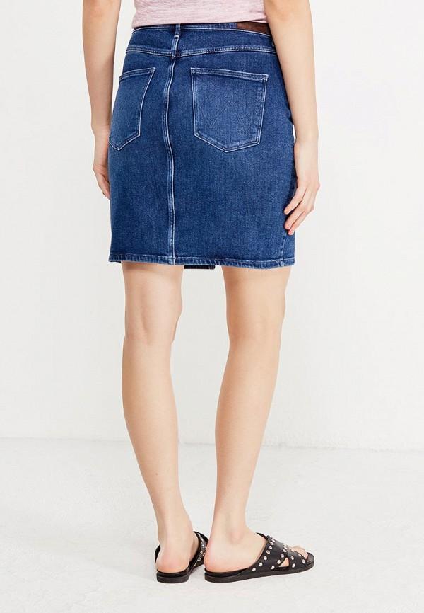 Юбка джинсовая Wrangler W2347096I Фото 3