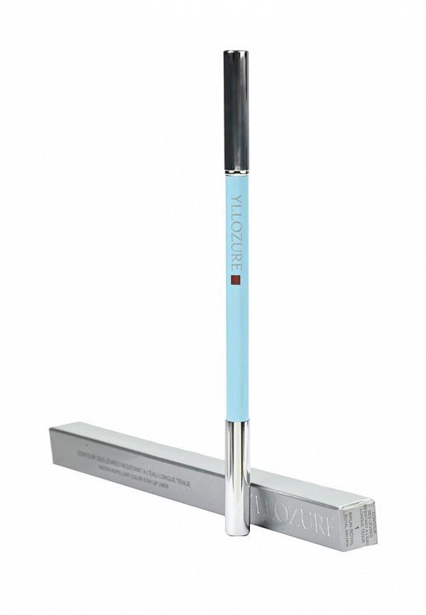 Карандаш Yllozure Контурный для губ водоустойчивый,тон 01, 1,6 гр.