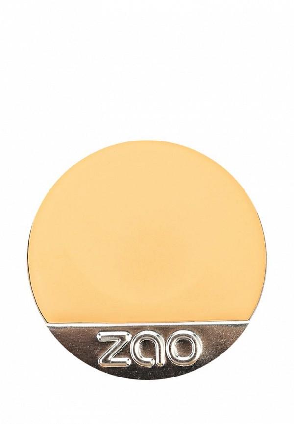 Крем тональный ZAO Essence of Nature Компактный 728 светло-бежевая охра, 6 г