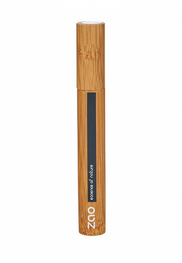 Тушь для ресниц ZAO Essence of Nature объемная 086 (темно-коричневый) (9 мл)