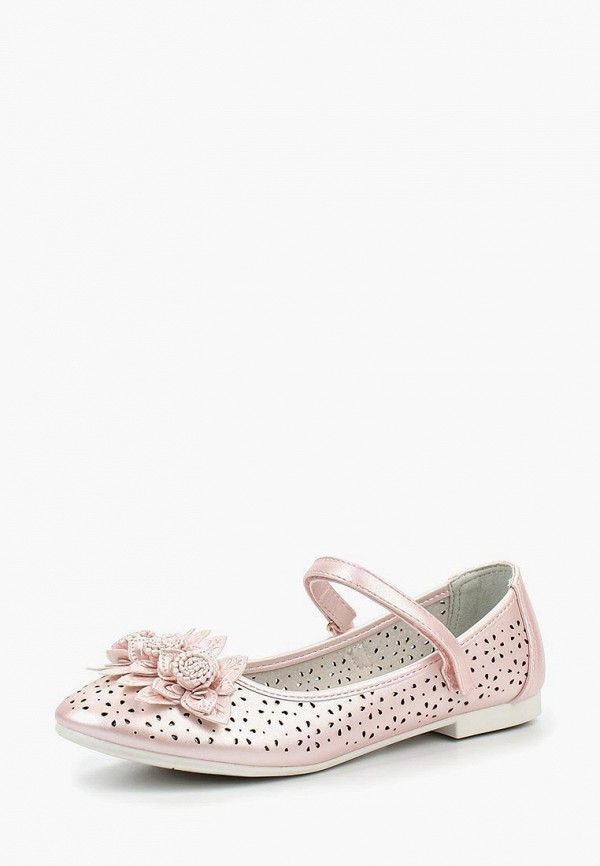 Туфли для девочки Zenden Collection 215-29GL-015SK