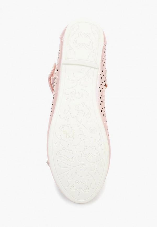 Туфли для девочки Zenden Collection 215-29GL-015SK Фото 3