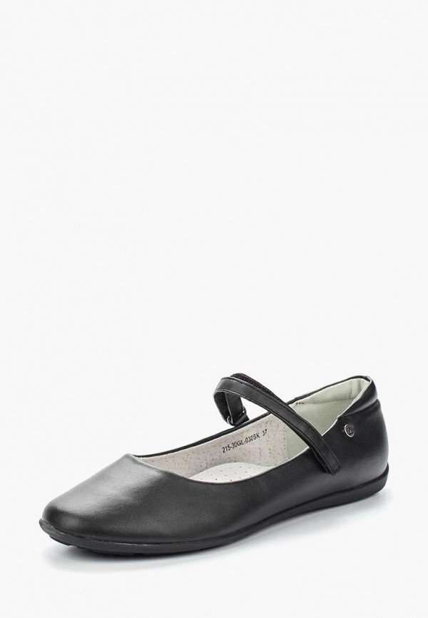Туфли для девочки Zenden Collection 215-30GL-030SK