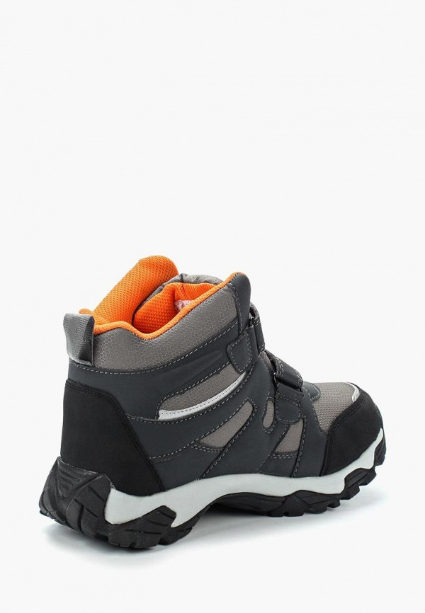 Ботинки для мальчика Зебра 11037-10 Фото 2
