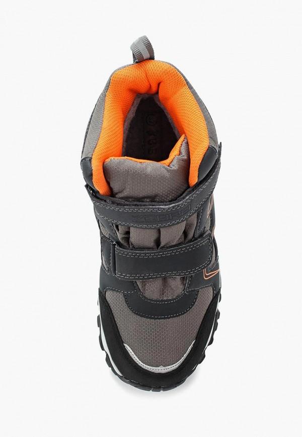 Ботинки для мальчика Зебра 11037-10 Фото 4