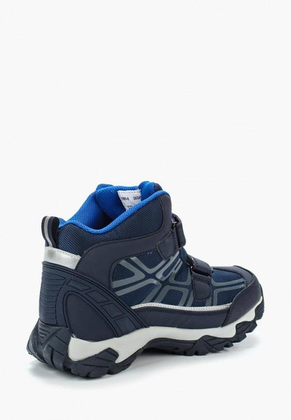 Ботинки для мальчика Зебра 11051-5 Фото 2