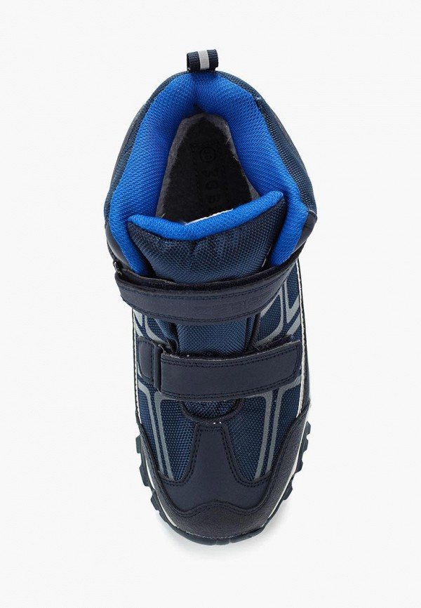 Ботинки для мальчика Зебра 11051-5 Фото 4