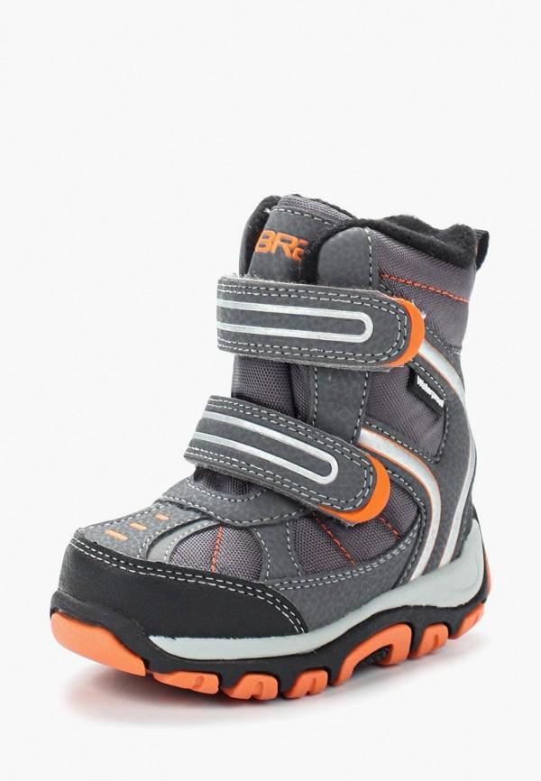 Ботинки для мальчика Зебра 11002-10