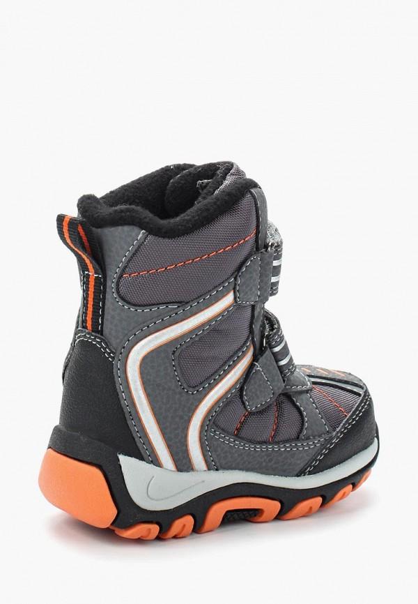 Ботинки для мальчика Зебра 11002-10 Фото 2