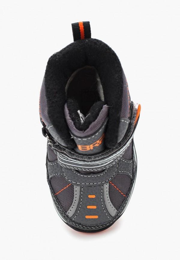 Ботинки для мальчика Зебра 11002-10 Фото 4