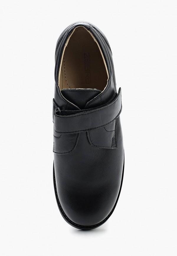 Туфли для мальчика Зебра 10778-1 Фото 4