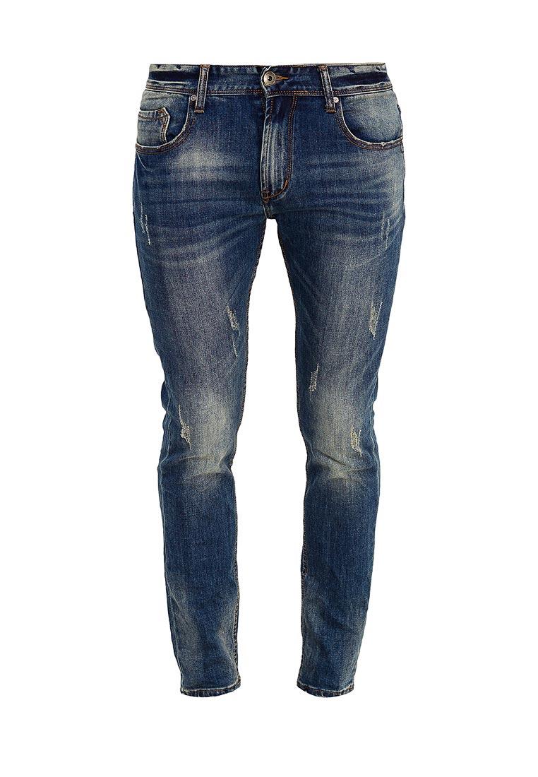 Мужские прямые джинсы Aarhon A66