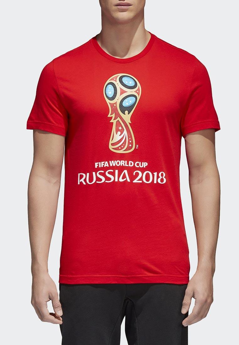 Футболка с коротким рукавом Adidas (Адидас) CV6336: изображение 5
