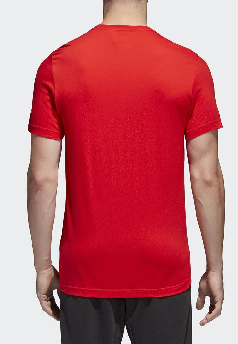 Футболка с коротким рукавом Adidas (Адидас) CV6336: изображение 6