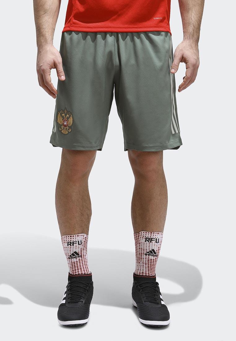 Мужские спортивные шорты Adidas (Адидас) BR9063
