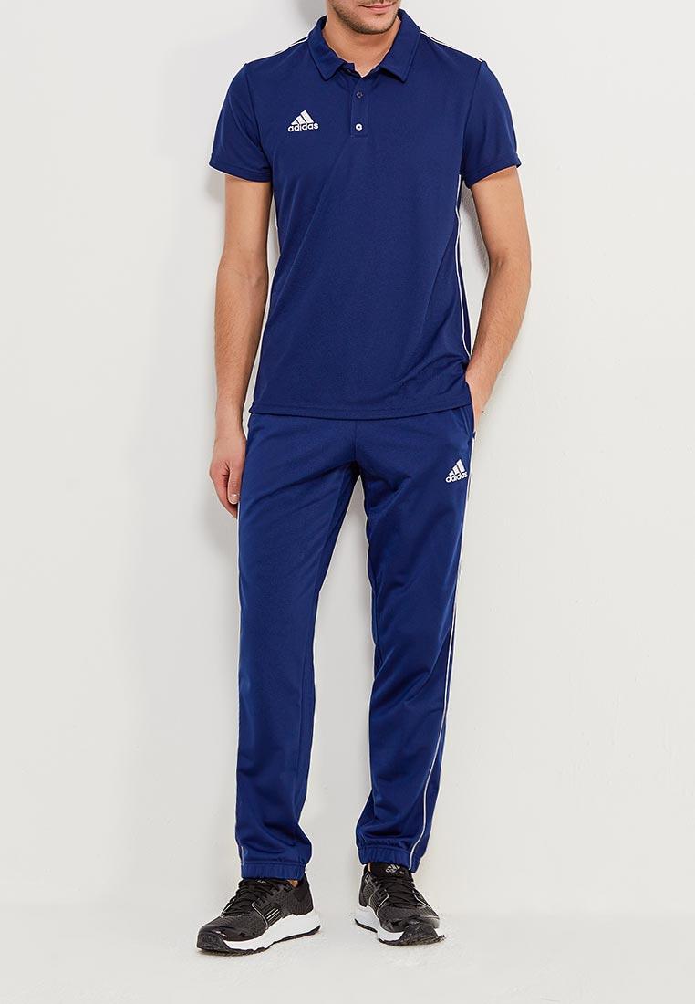 Мужские спортивные брюки Adidas (Адидас) CV3585: изображение 9