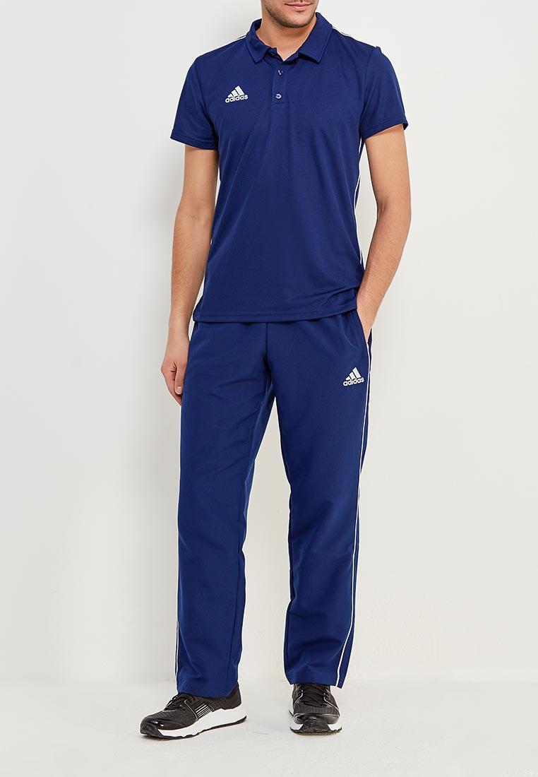 Мужские спортивные брюки Adidas (Адидас) CV3690: изображение 5