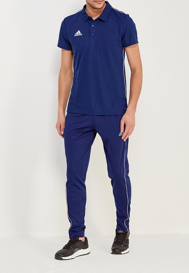 Мужские спортивные брюки Adidas (Адидас) CV3988: изображение 5