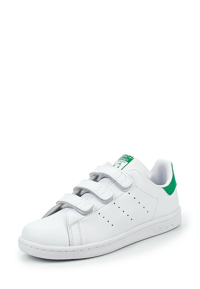 Кеды для девочек Adidas Originals (Адидас Ориджиналс) M20607