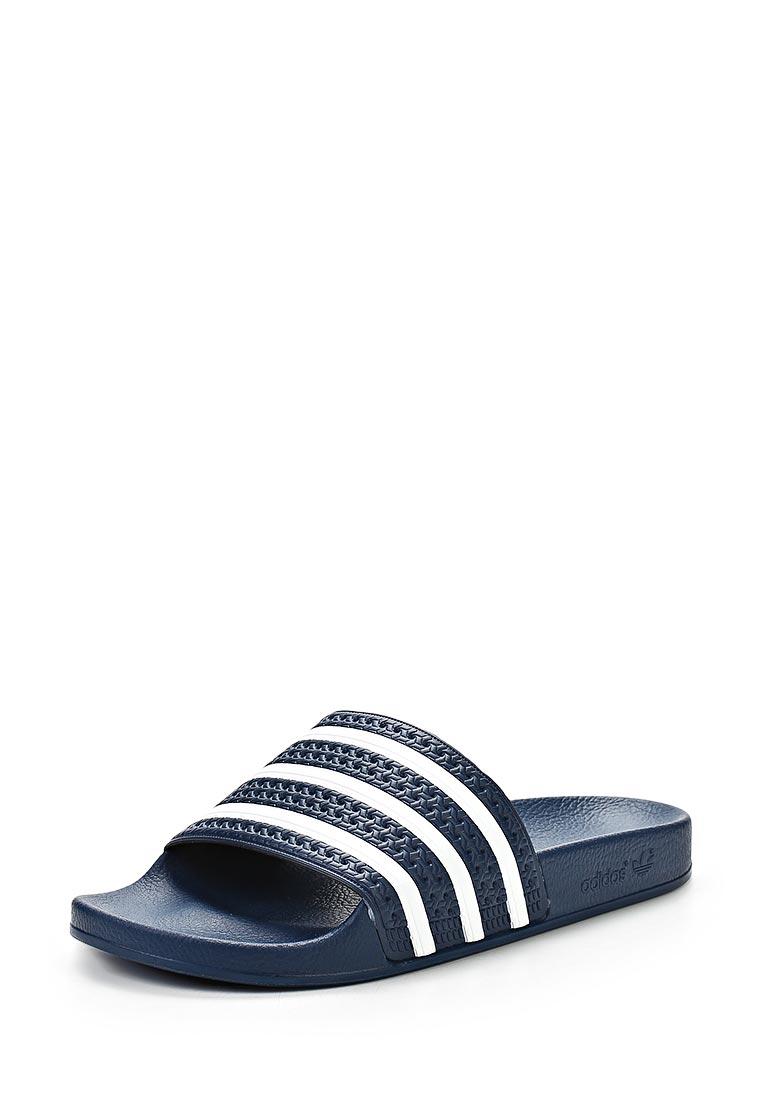 Мужская резиновая обувь Adidas Originals (Адидас Ориджиналс) 288022: изображение 8