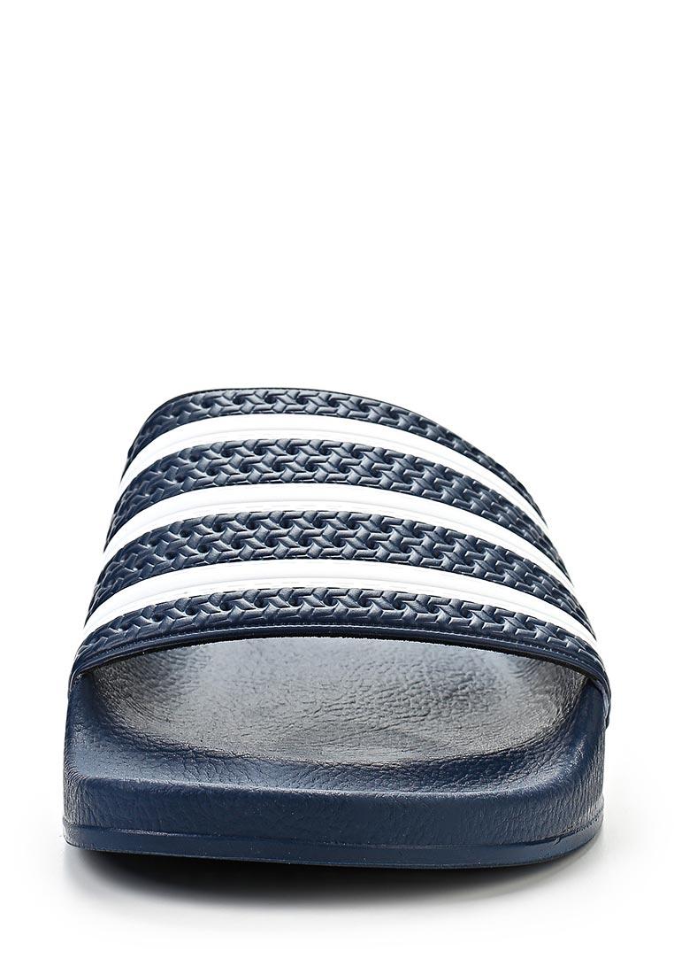 Мужская резиновая обувь Adidas Originals (Адидас Ориджиналс) 288022: изображение 18