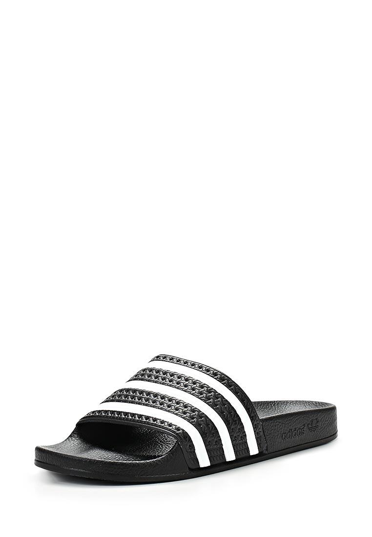 Мужская резиновая обувь Adidas Originals (Адидас Ориджиналс) 280647