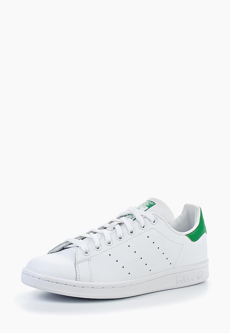 Мужские кеды Adidas Originals (Адидас Ориджиналс) M20324: изображение 5