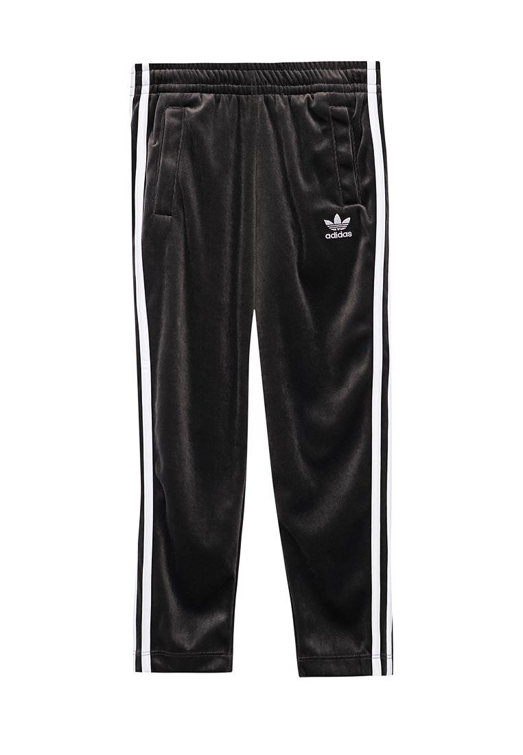 Спортивные брюки для девочек Adidas Originals (Адидас Ориджиналс) BQ3936