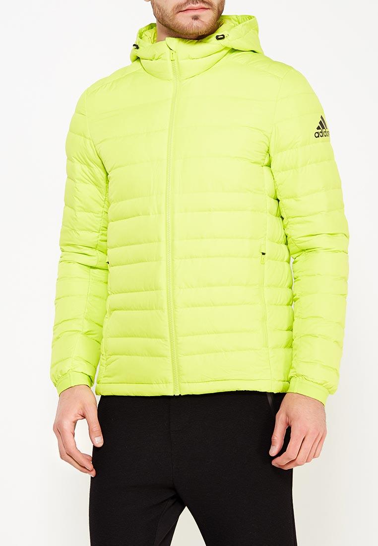 Утепленная куртка Adidas (Адидас) BQ8562