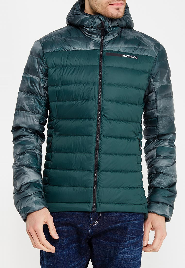 Утепленная куртка Adidas (Адидас) BS2522