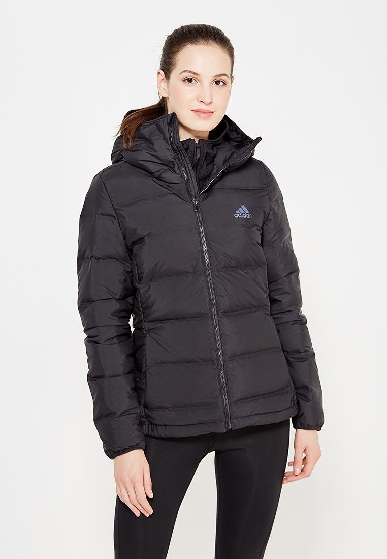 Утепленная куртка Adidas (Адидас) BQ1935