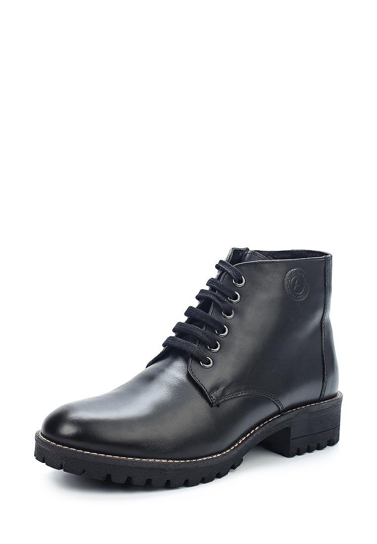 Женские ботинки Airbox (Эйрбокс) 136243 Black