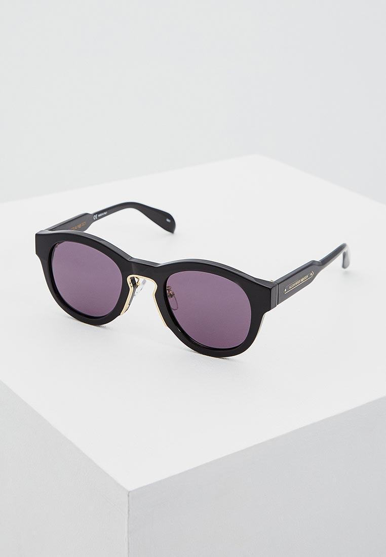 Женские солнцезащитные очки Alexander McQueen AM0046S